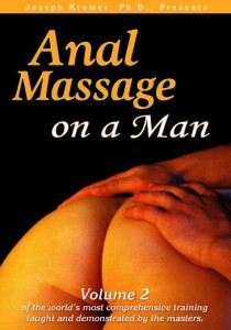 Sex Education Online Videos Anal Massage on a Man
