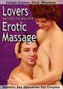 Sex Education Online Videos Lovers getting Started with Erotic Massage