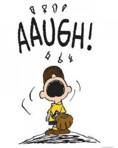 No Shows Exasperation Peanuts