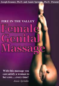 Fire in the Valley Female Genital Massage