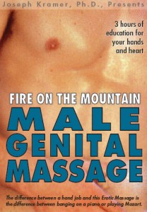 Fire on the Mountain Male Genital Massage